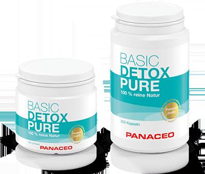 PANACEO Basic Detox Pure
