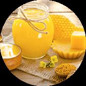 Inhaltsstoff Bienenwachs