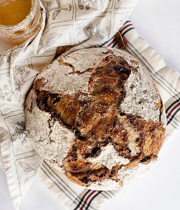 Detox Rezept für glutenfreies Brot