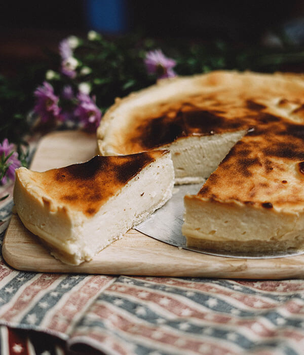 Detox Cheesecake Rezept von PANACEO