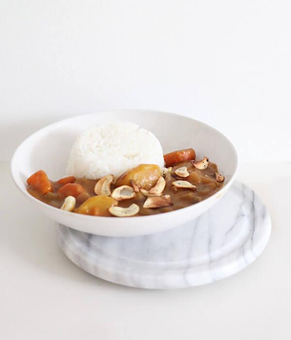 Detox Rezept Süßkartoffel Curry