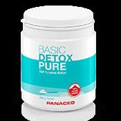 PANACEO Basic Detox Pure Pulver 400 Gramm